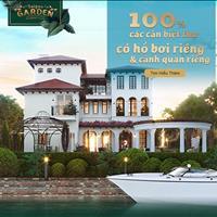 Đất nền biệt thự vườn Saigon Garden quận 9, từ 21 triệu/m2, chiết khấu đến 18%, tặng ngay 300 triệu