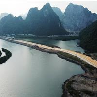 Đất nền khu đô thị đường bao biển ngắm vịnh Bái Tử Long, Cẩm Phả chỉ từ 1.3 tỷ/lô góc đẹp