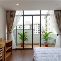 Cho thuê ngắn hạn căn hộ đủ đồ thoáng đẹp gần Duy Tân, công viên Cầu Giấy, ô tô đỗ cửa giá từ 8tr