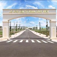 Cần tìm người mua lại lô đất mặt tiền 13m dự án Asian Lake View, để lại toàn bộ chiết khấu, SHR