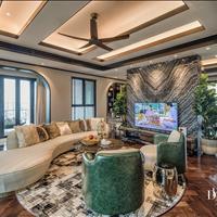 Bán Penthouse D1 Mension, ngay Quận 1, 372m2, 55 tỷ, đã hoàn thiện, liên hệ xem thực tế