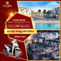 Sở hữu đất nền trung tâm thành phố Vị Thanh, chỉ 790 triệu/nền, sổ hồng riêng, sinh lời ngay