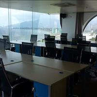 Cho thuê văn phòng view biển cực đẹp, 260m2 – 73 triệu full bàn ghế, giảm 20% tiền thuê