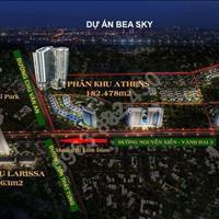 Chung cư Bea Sky - Nguyễn Xiển khuyến mãi khủng trong tháng 11, chiết khấu 5.42%, vay lãi suất 0%