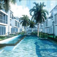 Biệt thự Saigon Pearl bán 200m2, 1 hầm, 3 lầu, nhà thô, giá 61.5 tỷ