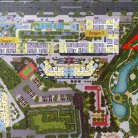 Căn hộ Topaz Elite, D2B-09 diện tích 91m2, căn 3 phòng ngủ view sông liền kề Quận 1 giá tốt