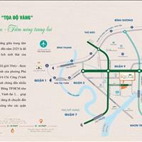 Hàng hot đợt đầu căn hộ Ricca Gò Cát, quận 9, giá trung bình 29 triệu/m2, liền kề vòng xoay Phú Hữu