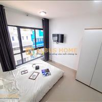 Căn hộ mini giá rẻ, cửa sổ lớn, ban công riêng, nội thất xịn xò, Phú Thuận, ngay Phú Mỹ Hưng