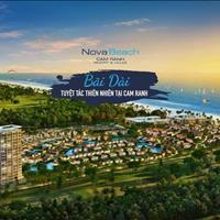 Mở bán đợt 1 dự án nghỉ dưỡng 5* Novabeach Cam Ranh Bãi Dài chỉ từ 3,5 tỷ