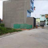 Bán lô đất mặt tiền Lê Văn Quới, Bình Tân, thổ cư, sổ riêng, 5x20m chỉ 1.6 tỷ, bao sang tên giấy tờ