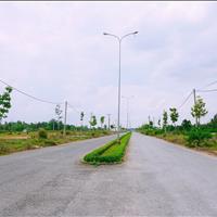 Bán đất nền trung tâm Vĩnh Long, mặt tiền 40m, giá chỉ 1.5 tỷ, 112m2, sổ đỏ từng nền