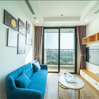 Apartment for rent in Vinhomes Green Bay, including 2 bedrooms and 1 toilet, 62m2