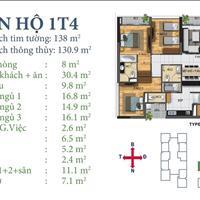 Cần bán nhiều căn hộ dự án N03T3, T4 Ngoại Giao Đoàn