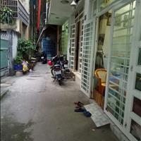 Bán nhà hẻm 56 đường Hai Bà Trưng, trệt lửng, gần bến Ninh Kiều, 3,5x17m