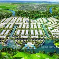 Bán đất nền sổ đỏ ngay thành phố Biên Hòa, mặt tiền 13m, nhìn ra khuôn viên cây xanh, giá 1,6 tỷ