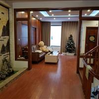 Bán nhà liền kề KĐT Linh Đàm, Hoàng Mai 4 tầng 105m2 lô góc 3 mặt ô tô tránh, kinh doanh, 12 tỷ
