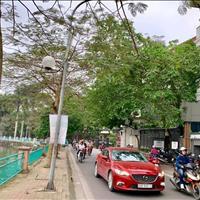 Cực hiếm, bán nhà mặt phố Nguyễn Đình Thi, Tây Hồ 5 tầng x 72m2, mặt tiền 6m quá đẹp, 28 tỷ