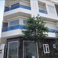 Bán nhà mới góc 2 mặt tiền đường Số 9 và Số 2 khu dân cư Nam Long, 2 lầu, sân thượng 6,14x14m