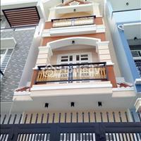 Chuyển công tác về Hậu Giang bán gấp nhà 1 trệt 3 lầu Bình Tân