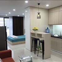 Cho thuê căn hộ mini 1 phòng ngủ, 1 phòng khách full nội thất đường Yên Thế
