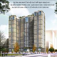 Bán căn hộ quận Nam Từ Liêm - Hà Nội giá 15 triệu/m2