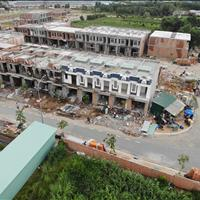 Nhà 1 trệt 1 lầu gần ngã tư Bình Chuẩn, sổ hồng riêng, ngân hàng 70%