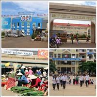 Đất nền đường Trần Hưng Đạo FLC Bình Phước giá ưu đãi chỉ 5 tr/m2, sổ hồng riêng, CK 6%, 1 chỉ vàng