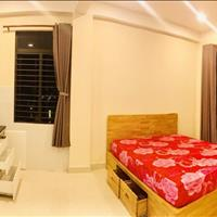Cho thuê căn hộ mini quận 4 có ban công - có bếp riêng - mặt tiền đường Tôn Thất Thuyết