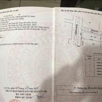 Đất mặt tiền Hương lộ 2 - Tân Phú Trung - Củ Chi - Thổ cư 100% - Sổ hồng riêng