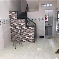 Nhà nhỏ có sổ hồng riêng, diện tích 3x9m, giá 855tr, ngay đường Phan Văn Đối, Hóc Môn