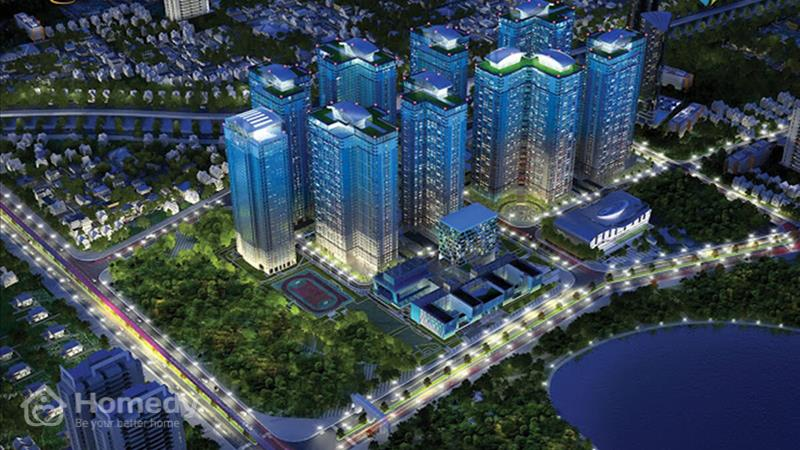 Dự án Goldmark City - ảnh giới thiệu