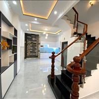Bán căn nhà mặt tiền Quốc Lộ 50, Phú Lạc, xã Phong Phú, Bình Chánh, 1,6 tỷ/căn, sổ hồng riêng