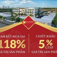 Đất nền Móng Cái - cam kết đầu ra lợi nhuận 118%