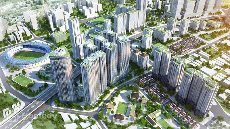 Khu đô thị mới Đại Kim Định Công - ảnh giới thiệu