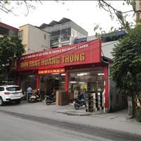 Bán đất mặt tiền chính chủ tại số 46 phố Trịnh Đình Cửu, P. Định Công , Q. Hoàng Mai, Hà Nội