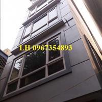 Bán gấp nhà phố Khương Trung, 32m2 x 5 tầng, 2.5 tỷ