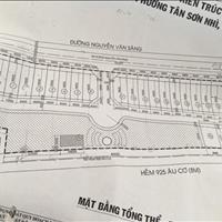 Sang gấp lô đất Tân Phú, mặt tiền Nguyễn Văn Săng, giá Covid 19 chỉ 2.6 tỷ/100m2, SHR, xây tự do