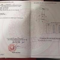 Vỡ nợ tôi cần bán đất mặt tiền Nguyễn Thị Lắng, đất thổ cư, sổ hồng riêng
