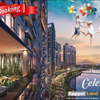 Celesta Rise - Keppel Land chính thức công bố và nhận booking giai đoạn 1