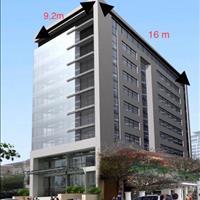 Bán tòa nhà 8 tầng 2 mặt tiền mới 100% đường Võ Văn Kiệt, vị trí cực đẹp