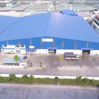 Dịch vụ cho thuê kho xưởng của Nhất Việt Logistics - Đường số 10, KCN Sóng Thần 1, Bình Dương