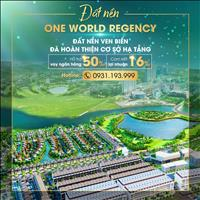 Biệt thự One World Regency - Vị trí kim cương đắc địa - Lợi nhuận tới 16% - NH hỗ trợ tới 50%