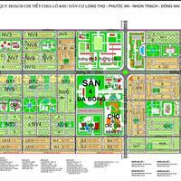 Chính chủ cần bán nền biệt thự góc hai mặt tiền dự án HUD Nhơn Trạch