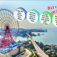 Đất vàng sông Hàn - Khu doanh nhân Đà Nẵng, diện tích 230m2, thanh toán linh hoạt