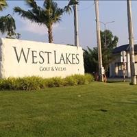 Thanh toán chỉ 30% sở hữu ngay biệt thự West Lakes Golf & Villas - Chiết khấu tới 5%