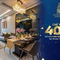 Căn hộ dát vàng Phú Mỹ Hưng Sunshine City Sài Gòn, sử dụng công nghệ 4.0, không khí sạch quanh năm