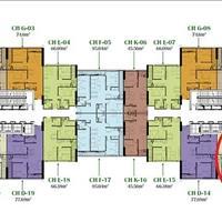 Chính chủ cần bán căn hộ 2 phòng ngủ 77.75m2, Eco Dream Nguyễn Xiển giá 2,15 tỷ