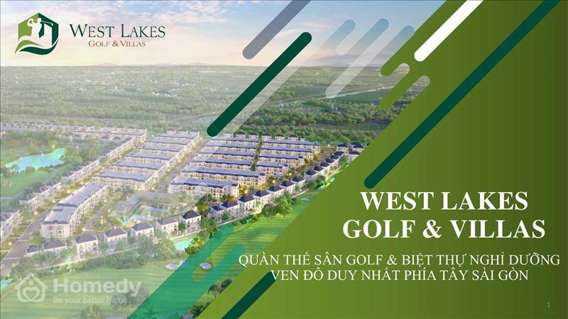 West Lakes Golf & Villas - ảnh giới thiệu