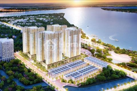 Q7 Saigon Riverside - căn hộ ven sông đẹp nhất Quận 7 nếu giá chỉ 2,3 tỷ/căn, 2PN, 2WC, 66,66m2
