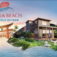 Booking Shophouse, Villa dự án NovaWorld Hồ Tràm - Khu Sakura Beach, cam kết thuê lại 5 năm đầu
